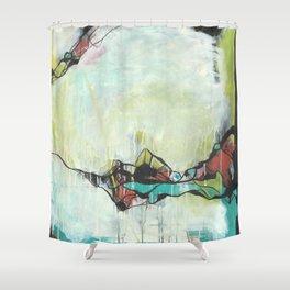 Agate Shower Curtain