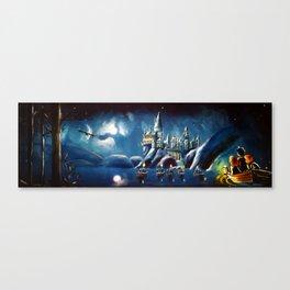 Magical Panorama Canvas Print