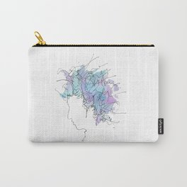 Bob Dylan/Watercolor Carry-All Pouch