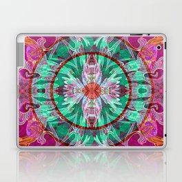 Firebird Eye of the Sky Mandala Laptop & iPad Skin