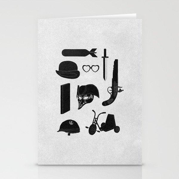 2011: A Kubrick Odyssey Stationery Cards