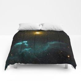 Gamma Cassiopeia Nebula Comforters