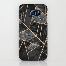 Black Stone 2 Slim Case Galaxy S7