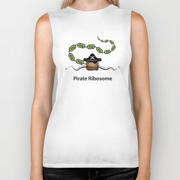 Pirate Ribosome Biker Tank