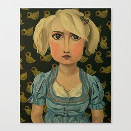 Kristy-Jane Canvas Print