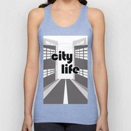 City Life - Urban Edition Unisex Tank Top