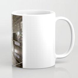 Wall Street - Snow - New York Photography  Coffee Mug