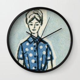 Fashion ´65 # 8 Wall Clock