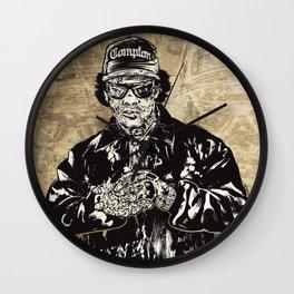 ZombEazy Wall Clock