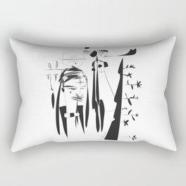 Bells - Emilie Record Rectangular Pillow