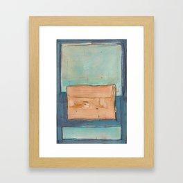 Cool Rothko Framed Art Print