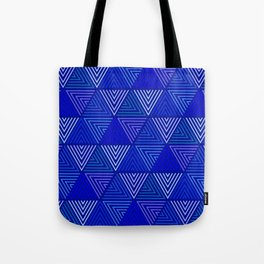 Op Art 129 Tote Bag