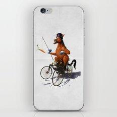 Horse Power (Wordless) iPhone & iPod Skin