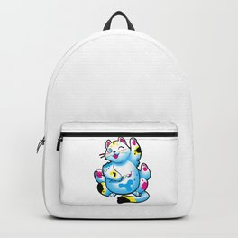 Happy Little Manekineko Backpack