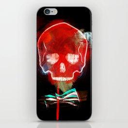 cool_skull iPhone Skin