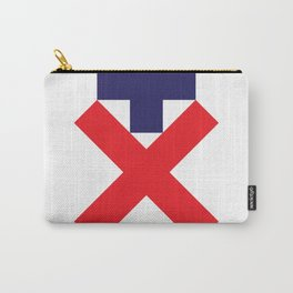 Trump. Not my pres. Classic. Carry-All Pouch