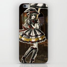 Hermoine Gryffindor Halloween Witch iPhone Skin