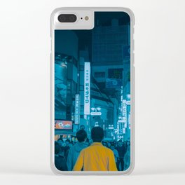 Tokyo Clear iPhone Case