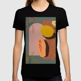 Olive Trees and Papaya T-shirt