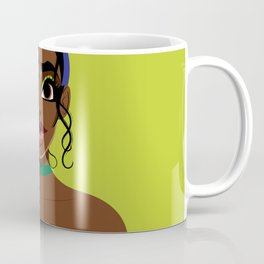 Tiana the Diligent Coffee Mug
