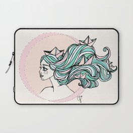 Paperboats Laptop Sleeve