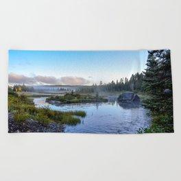 Opeongo by Teresa Thompson Beach Towel