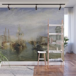 William Turner - The Grand Canal Wall Mural