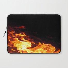 Fire Flicker Laptop Sleeve