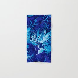 Blue Storm Hand & Bath Towel