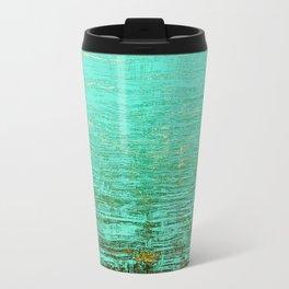 Vintage Blue Travel Mug