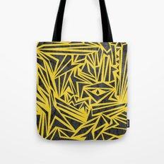 Vertigo Pattern Tote Bag