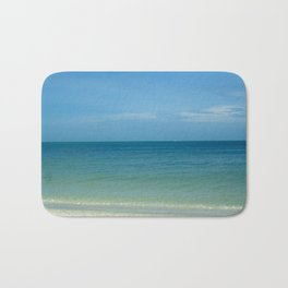 Sandpiper Beach Bath Mat