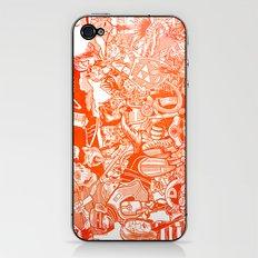 explosion! iPhone & iPod Skin