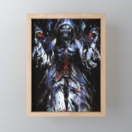 Overlord Framed Mini Art Print
