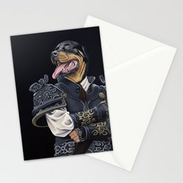 Chinese Zodiac - The Dog Stationery Cards