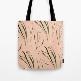 GALANTHUS Tote Bag