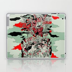 UNINVITED GARDEN Laptop & iPad Skin