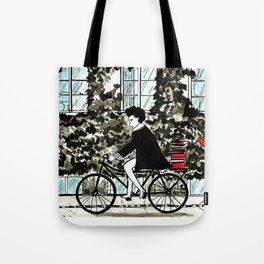 In Amsterdam Tote Bag