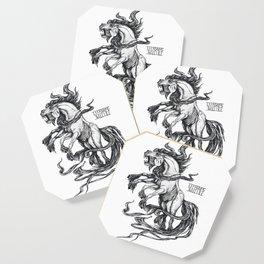 Mythological horse Sleipnir Coaster