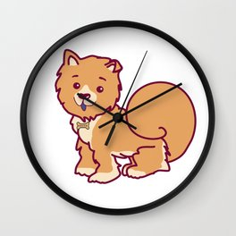 Rocco Wall Clock