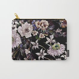 Midnight Garden VI Carry-All Pouch