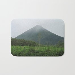 Arenal Volcano Bath Mat
