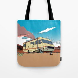 Crystal Ship Tote Bag