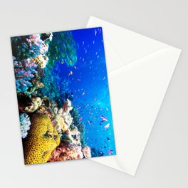 Coral Sea Photo Print Stationery Cards