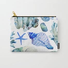 Sea Life Pattern 05 Carry-All Pouch
