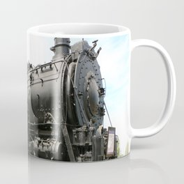 Steam Locomotive Number 5021 Sacramento Coffee Mug