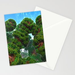 Bacterium Hedgerow Stationery Cards