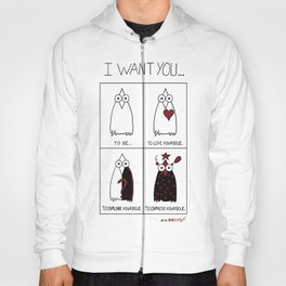 I Want You... Hoody