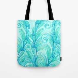 Dreamy Garden Tote Bag