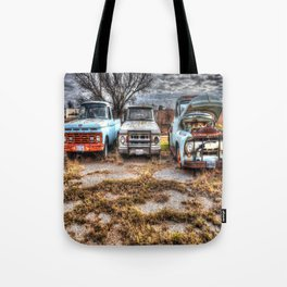 Kicking the Tires 2 Tote Bag